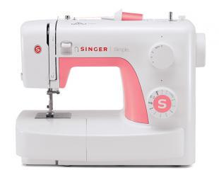 Siuvimo mašina Singer SIMPLE 3210, balta