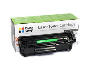Toneris ColorWay, Black, HP Q2612A (12A); Canon 703/FX9/FX10
