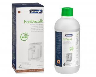 Nukalkinimo priemonė Delonghi 500 ml, EcoDecalk automatiniams ir espreso kavos aparatams