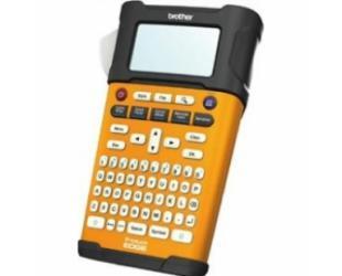 Terminis etikečių spausdintuvas Brother PT-E300VP Mono, Thermal, Label Printer, Other, Black, Orange