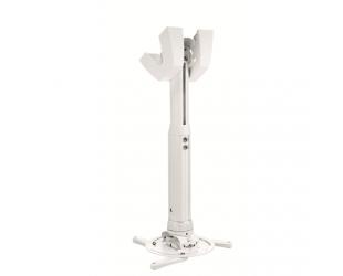 Projektoriaus laikiklis Vogels Projector Ceiling mount, PPC1540W, Maximum weight (capacity) 15 kg, White