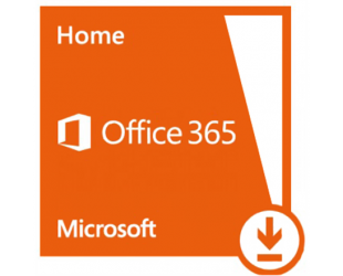 Programinė įranga Microsoft 6GQ-00092 Office 365 Home, License term 1 year(s)