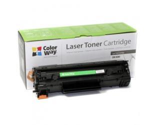 Toneris ColorWay, Black, HP CF283X (83X)