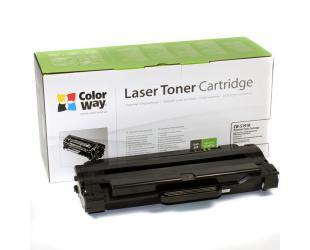 Toneris ColorWay Toner Cartridge, Black, Samsung:MLT-D1052S