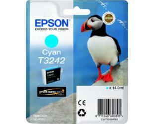 Rašalo kasetė Epson T3242, Cyan