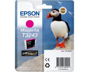 Rašalo kasetė Epson T3243, Magenta