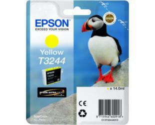 Rašalo kasetė Epson T3244, Yellow