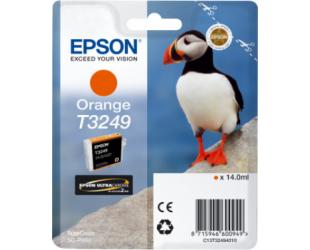 Rašalo kasetė Epson T3249, Orange