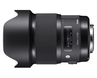 Objektyvas Sigma 20mm F1.4 DG HSM  Nikon [ART]