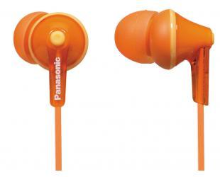 Ausinės Panasonic RP-HJE125E-D įstatomos į ausis