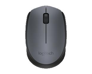 Belaidė pelė Logitech M170 Black