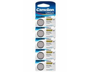 Barterijos Camelion CR2025-BP5 CR2025, Lithium, 5 vnt
