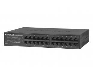 Komutatorius (Switch) Netgear GS324 Unmanaged
