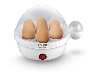Kiaušinių virtuvas-garintuvas Adler AD 4459 450W, 7 vnt