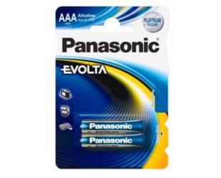 Barterijos Panasonic Evolta AAA AAA/LR03, Alkaline, 2 vnt