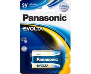 Barterijos Panasonic Evolta Alkaline, 1 vnt