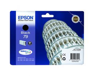 Rašalo kasetė Epson T7911, Black