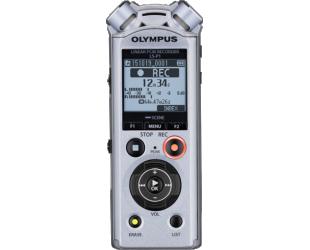 Diktofonas Olympus LS-P1 96kHz/24bit Linear PCM