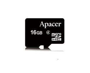 Atminties kortelė APACER Class4 16GB Micro SDHC CL4