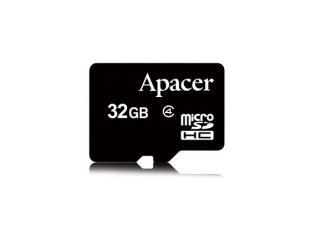 Atminties kortelė APACER Class4 32GB Micro SDHC CL4