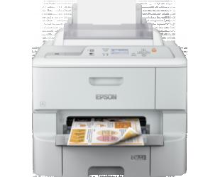 Rašalinis spausdintuvas  EPSON WF-6090DW