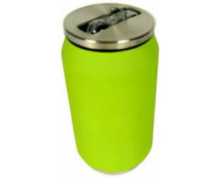 Termo puodelis Yoko Design 280 ml, Soft touch lime