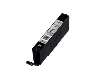 Rašalo kasetė Canon CLI-571BK XL, Black