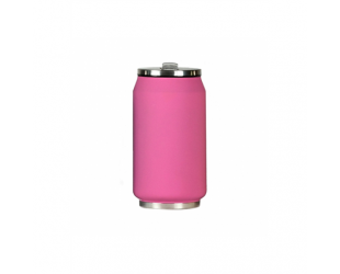 Termo puodelis Yoko Design 280 ml, Soft touch rose