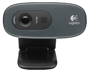 Web kamera Logitech HD WEBCAM C270 720i