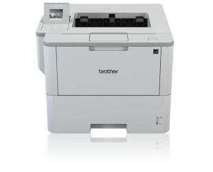 Lazerinis spausdintuvas Brother HL-L6400DW Mono, Wi-Fi, A4, Grey