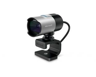 Web kamera Microsoft Q2F-00018 LifeCam Studio 1280 x 720 pixels, Black, Silver, Clip, 30 fps, 720p, USB 2.0, Yes