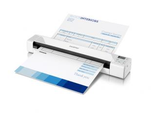 Skeneris Brother DS-820W Sheet-fed, Portable Scanner