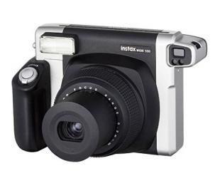Momentinis fotoaparatas Fujifilm Instax Wide 300 Black