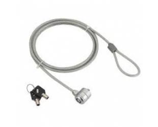 Kompiuterio užraktas Gembird LK-K-01 Cable lock for notebooks (key lock) Cablexpert LK-K-01 1.8 m, 100 g