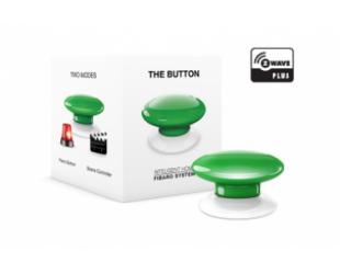 Fibaro The Button Z-Wave, Green