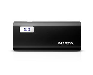 Išorinė baterija (power bank) ADATA P12500D 12500 mAh, Black
