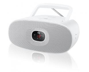 Radijo imtuvas Muse MD-202RDW White, CD