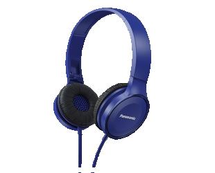Ausinės Panasonic RP-HF100E-A apgaubiančios ausis
