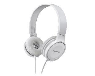 Ausinės Panasonic RP-HF100E-A White