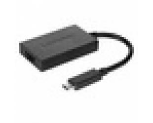 USB adapteris Lenovo Black, USB-C to HDMI Plus Power Adapter, 0.196 m