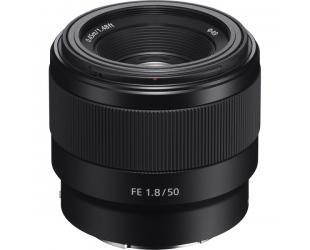 Objektyvas Sony SEL-50F18F FE 50mm F1.8