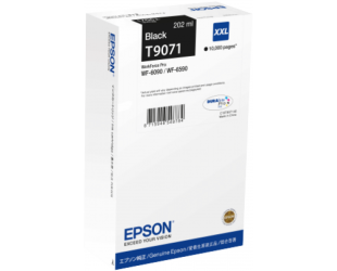 Rašalo kasetė Epson DURABrite Pro T9071 XXL, Black