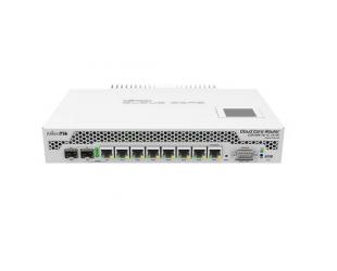 Maršrutizatorius MikroTik Cloud Core CCR1009-7G-1C-1S+PC