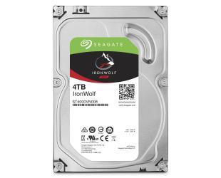 "Standusis diskas Seagate NAS HDD IronWolf 4TB ST4000VN008 5900 RPM, 3.5 "", SATA, 64 MB"