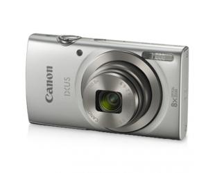 """Fotoaparatas Canon IXUS 185 20MP, Optinis zoom 8x, Vaizdo stabilizatorius, ISO800, 2.7"""", Silver"""