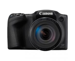 "Fotoaparatas Canon PowerShot SX430 20MP, Optinis zoom 45x, vaizdo stabilizatorius, ISO1600, 3.0"", WiFi"