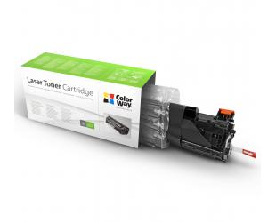 Toneris ColorWay Econom Toner Cartridge, Black, HP CE255X, Canon 724H