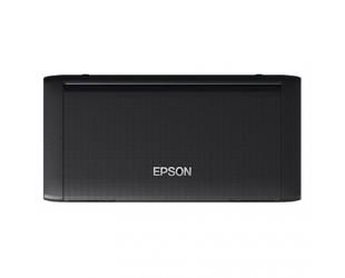 Rašalinis spausdintuvas Epson WorkForce WF-100W C11CE05403 Colour, Inkjet, Portable A4, Wi-Fi, Black