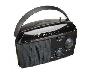Radijo imtuvas Adler Radio AD 1119 Black