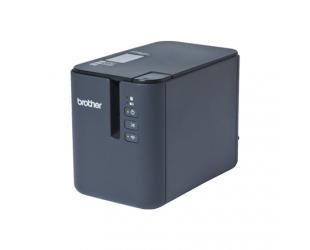 Terminis etikečių spausdintuvas Brother Label Printer PTP900W Mono, Thermal, Label Printer, Wi-Fi